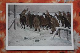 "Prison In  Art. RUSSIA Painter Terpsikhorov, ""Botany Bay""  -  1966 - Bagne & Bagnards"