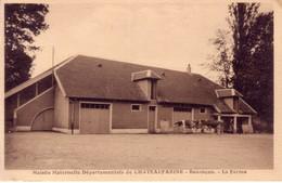 CPSM De Besançon - Maison Maternelle Départementale De Chateaufarine - La Ferme. CLB. Non Circulée. TB état. - Besancon
