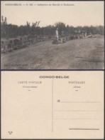 Congo Belge 1910 - Carte Postale Nr. 149.  Indigènes Au Marché à Shabunda  Ref. (DD)  DC0278 - Congo Belge - Autres