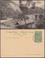 Congo Belge 1918 - Entier Postal Nr. 18 - Est Africain Allemand-Occupation Belge- Sake. Ref. (DD)  DC0307 - Congo Belge - Autres