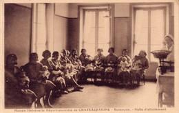 CPSM De Besançon - Maison Maternelle Départementale De Chateaufarine - Salle D'allaitement. CLB. Non Circulée. TB état. - Besancon