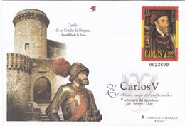 España Sobre Entero Postal Nº 65 - Enteros Postales