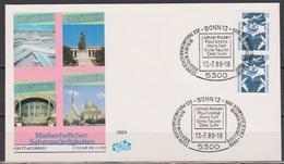 BRD FDC 1988 Nr.1347 C+D Senkrechtes Paar Sehenswürdigkeiten  (d4424)  Günstige Versandkosten - [7] República Federal
