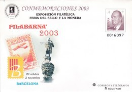 España Sobre Entero Postal Nº 88 - Enteros Postales