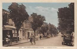 PIE-H-18-6213 : LES SABLES D'OLONNE. AVENUE DE LA GARE. - Sables D'Olonne