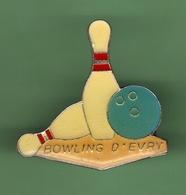 BOWLING *** EVRY *** 0081 - Bowling