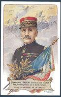Maréchal Foch, Commandant En Chef Des Armées Alliées Sur Le Front Français - Patriotic