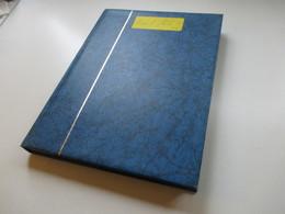 BRD Ab Posthorn DS / Freimarken Lagerbuch / Album Mit Sehr Viel Material! Auch Einheiten / Rücks.Nr. Absolute Fundgrube! - Sammlungen (im Alben)