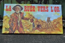 Rare Jeux La Ruée Vers L'or Années 70 Complet - Toy Memorabilia