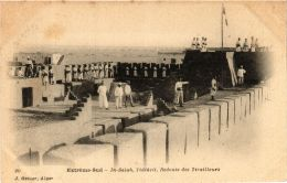 CPA Geiser 20 In Salah Tidikelt, Redoute Des Tirailleurs ALGERIE (755235) - Algérie
