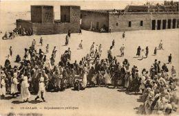 CPA Geiser 14 In Salah Rejouissances Publiques ALGERIE (755238) - Algérie