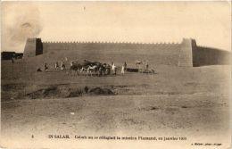 CPA Geiser 4 In Salah Csbah Ou Se Refugiait La Mission ALGERIE (755242) - Algérie