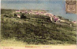 CPA Geiser 6 Guyotville Vue Generale ALGERIE (755350) - Other Cities