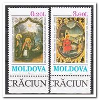 Moldavië 1994, Postfris MNH, Christmas - Moldavië