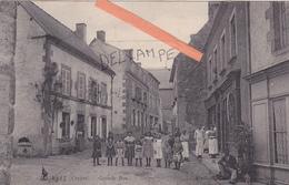 23-MAINSAT (Creuse)-Grande Rue-ANIMEE-Edit.PINTHON- Ecrite- - France
