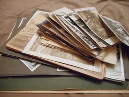 PHOTOGRAPHIES ANCIENNES, MILITARIA, SUPERBE LOT DE PHOTOS, ANIMATIONS, ,ARMEE DE TERRE, MER, AVIATION, TOUS LES SCANS - Albums & Collections