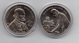 Hungary - 2000 Forint 2018 Comm. UNC Semmelweis Emlekev Lemberg-Zp - Hungary