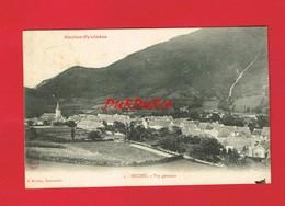[65] Hautes Pyrénées  > HECHES Vue Générale - Francia