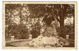 Ottignies - Le Monument Aux Héros - Circ. En 1938 - Edit. Bibiothèque Des Gares - 2 Scans - Ottignies-Louvain-la-Neuve