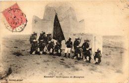 CPA Geiser 12 Kreider Le Drapeau De Mazagran ALGERIE (755656) - Other Cities