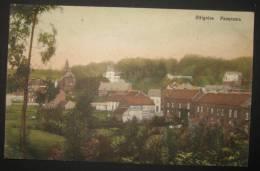 Ottignies, Panorama - Circulée En 1910 - Ed. Spéciale Du Buffet De La Gare, V. Ghenne - Ottignies-Louvain-la-Neuve