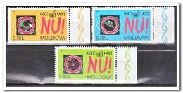 Moldavië 1995, Postfris MNH, 50 Years UNO - Moldavië
