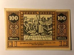 Allemagne Notgeld Wilsnack 100 Pfennig - [ 3] 1918-1933 : Weimar Republic