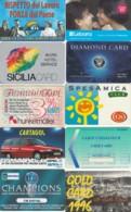 LOTTO 10 CARTE FUNZIONALI VARIE TIPOLOGIE PREVALENZA AREA ITALIA (GP151 - Altri