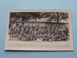 Escadron / Compagnie Soldaten : PK / CP : Waar & Wanneer ??? ( Voir Photo ) - Guerra, Militari