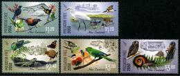 New Zealand (2018) - Set -  /  Birds - Oiseaux - Frog - Lizards - Snail - Aves - Owl - Butterflies - Vogels