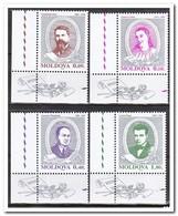 Moldavië 1995, Postfris MNH, Creative Artists - Moldavië