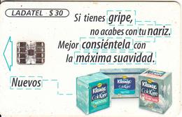 MEXICO - Kleenex, Chip SC7, Used - Mexico