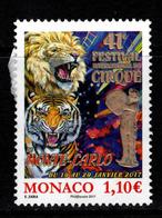 Monaco, Yv 3063 Année 2017,  Oblitéré, Voir Scan - Monaco