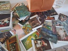 Lot  +  870 Cartes FRANCE ART Cpa Et Plus Récentes - Cartoline