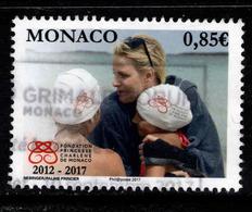 Monaco, Yv 3079 Année 2017,   Oblitéré, Voir Scan - Monaco