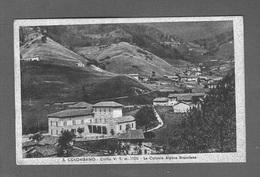 COLLIO-S.COLOMBANO (BS) - 1944 - Veduta Panoramica Della COLONIA ALPINA BRESCIANA - Viaggiata - In Buone Condizioni. - Italia