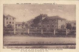 LA BOUEXIERE (I Et V) Préventorium Rey (colonie De Vacances Des Ecoles Publiques De Rennes) - Other Municipalities