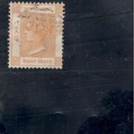 HONG KONG1863/70:Michel 11used - Hong Kong (...-1997)
