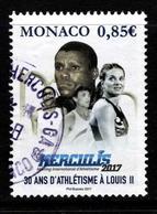 Monaco, Yv 3099 Année 2017,   Oblitéré, Voir Scan - Monaco