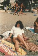 Photo - Pin-ups Macedonian Girl. Costume Da Bagno - Pin-up