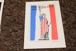 COLLECTION HISTORIQUE DU TIMBRE Poste  1986 - LIBERTE  YT 2423 2424  2425 - 1990-1999