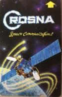 SANKT PETERSBURG ALCATEL : 06870C C ROSNA Space Communications (Stavropol-Kislovodsk USED - Russia
