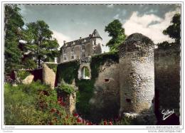 D24  ISSAC  Château De Montréal - Les Remparts - France