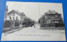 Saint Leu La Foret - Rue De Pontoise - Saint Leu La Foret