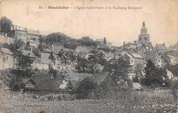 Montdidier (80) - L'Eglise Saint St Pierre Et Le Faubourg Becquerel - Montdidier
