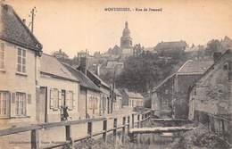 Montdidier (80) - Rue De Breteuil - Montdidier
