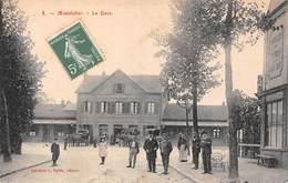 Montdidier (80) - La Gare - Montdidier