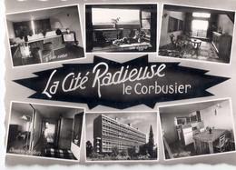 CPA LA CITE RADIEUSE LE CORBUSIER -timbrée 1958 - Marseille