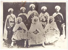 1875. Mission Diplomatique Marocaine De Haj Zebdi En Europe - Riproduzioni