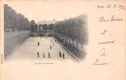 Roye (80) - Le Jeu De Paume 1902 - Roye